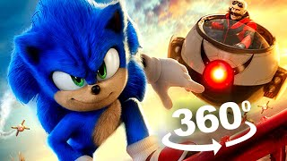 Sonic the Hedgehog 360 Video 4K for VR