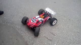 RC BUGGY 1/8 Nitro Fuel 2Fast 4Streets