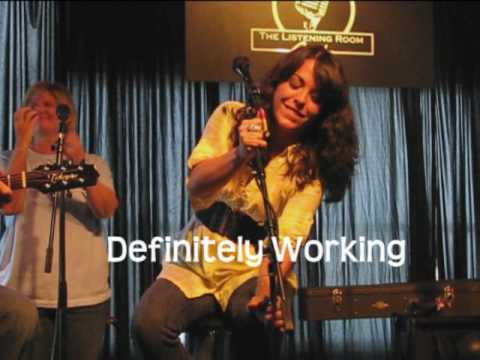 Rachel Williams - Definitely Working Video