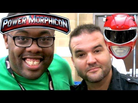RED POWER RANGER Austin St. John Interview : Black Nerd