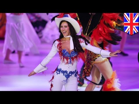Miss World 2014: Miss USA runner up thanks to awful national costume choice