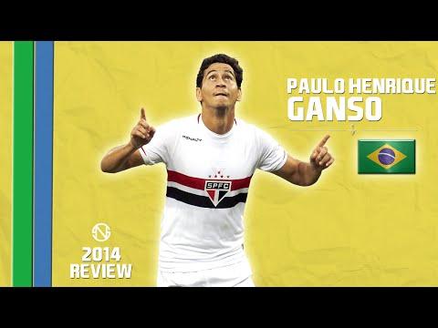 PAULO HENRIQUE GANSO | Goals, Skills, Assists | São Paulo | 2014 (HD)