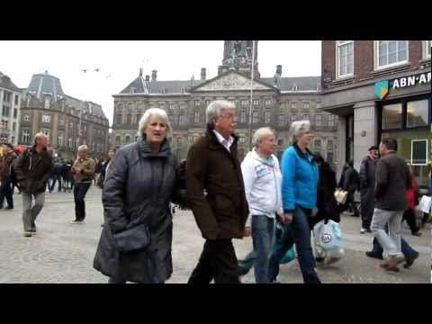Dam Square, Amsterdam March 3,2012