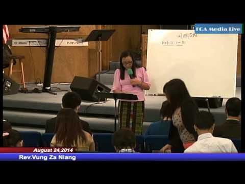 [FGATulsa]#1020#August 24,2014 LAISIANG THO SINNA (Pastor Ni
