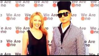 Watch Kylie Minogue We Are One video