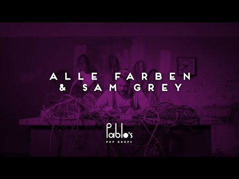 ALLE FARBEN & SAM GREY – NEVER TOO LATE [OFFICIAL VIDEO]