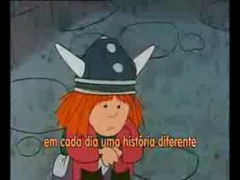 Vickie O Viking musica portugues