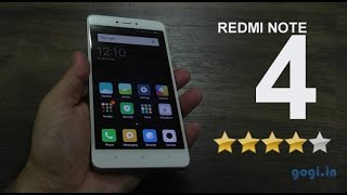 Redmi Note 4 review, everything good.
