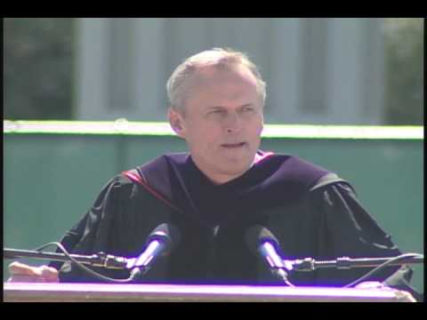 John Grisham Commencement Address