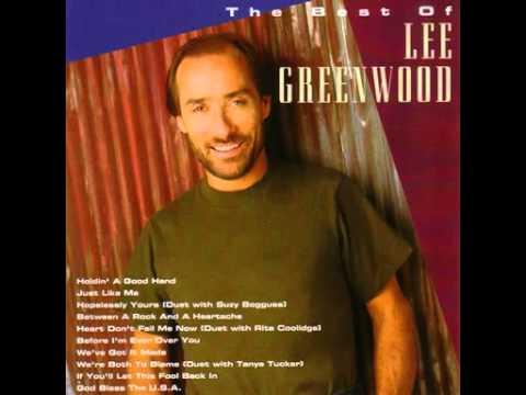 Lee Greenwood - I