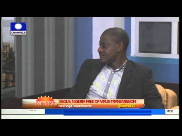 Lagos State Health Managers Discuss EVD Fight Success In Nigeria pt1