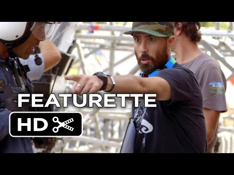 San Andreas Featurette - Story (2015) - Paul Giamatti Disaster Movie HD