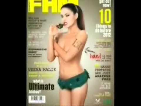 Veena Malik Scandal. video