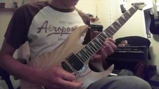 August Burns Red - Ghosts (GUITAR COVER)