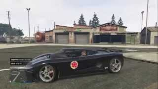 TUNING ENTITY XF ( GTA 5 ONLINE ; XBOX ONE )