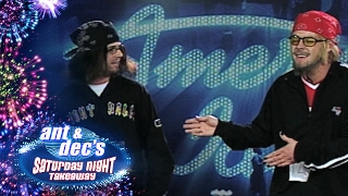 Ant & Dec Prank Simon Cowell On American Idol - Saturday Night Takeaway
