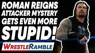 Why WWE's Roman Reigns Mystery DOESN'T MAKE SENSE! WWE SmackDown Aug. 27, 2019 Review | WrestleTalk