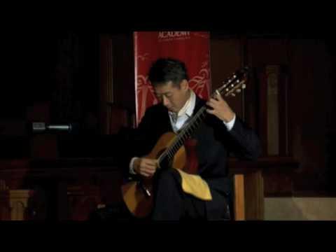 Preludio&Tango -Maximo Diego Pujol (Patrick Lui)