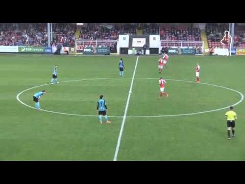 Highlights: Saints 2 - Sligo 1 (19/04/2019)
