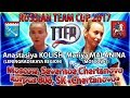 БИТВА КРАСАВИЦ RUSSIAN CUP 2017 MALANINA KOLISH Tabletennis настольныйтеннис mp3