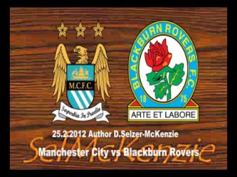 Manchester City vs Blackburn Rovers 25.2.2012 SelMcKenzie Selzer-McKenzie
