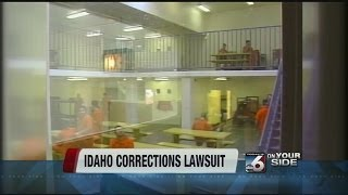 Employees sue Corrections Corporation of America for poor work conditions