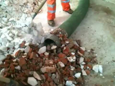 CAPGEO - Asp. laterizi demolizione edificio