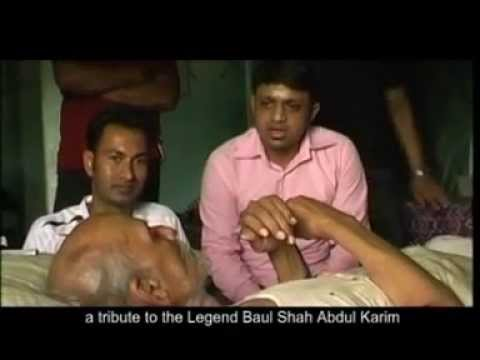 Abdul Karim baulshort filmfolk song2013 with kamal chowdhury