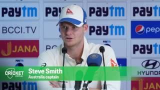 Smith says sorry to virat kohli and team