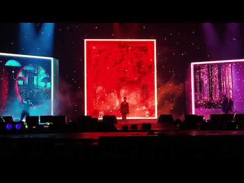 GOT7 EYES ON YOU 2018 TOUR IN LA - THINK ABOUT IT