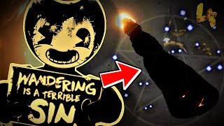 HACKING OUT INK PORTAL & NEW SECRETS! | Bendy and The Ink machine Chapter 4 Chapter 2 Hacks & Cheats
