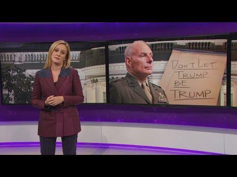 General Kelly v. Honorable Omarosa   September 20, 2017 Act 2    Full Frontal on TBS
