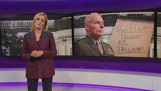 "General Kelly v. ""Honorable"" Omarosa 