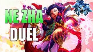 SMITE Ranked Duel - Ne Zha | GenderUnknown's Battlegrounds