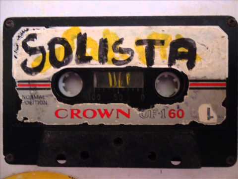 EL SOLISTA - El que llena la pista -1986-87- Fabian Altahona Romero ( Africolombia )