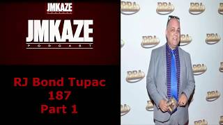 RJ Bond Minutes- Tupac 187 and Battle for Compton Part 1
