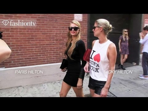 Fashion Trends Spring/Summer 2014 ft Paris and Nicky Hilton | New York Fashion Week NYFW | FashionTV