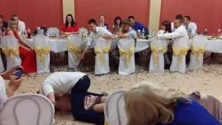 Приколы свадьба на youtube