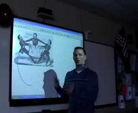 Interactive Whiteboard Demonstration