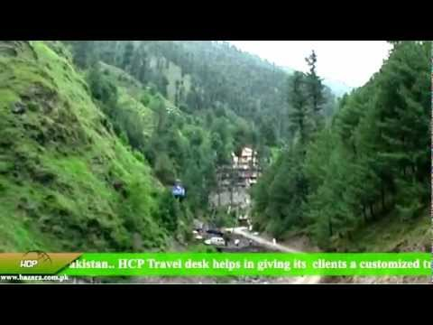 Nathiagali, Abbottabad, Hazara, An Heaven on Earth serves as