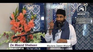 Uitzending 125: De maand Shabaan Maulana Zaeem Misbahi