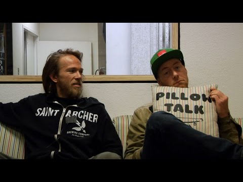 On the Crail Couch with Bryan Herman & Marc Johnson