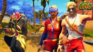 DRIFT HAS COMPETITION WITH SUN STRIDER- SEASON 5 FORTNITE SHORT FILM