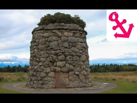 [full Hd] Culloden Battlefield Near Inverness In Scotland English Video video