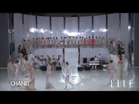 Chanel. París alta costura primavera 2014