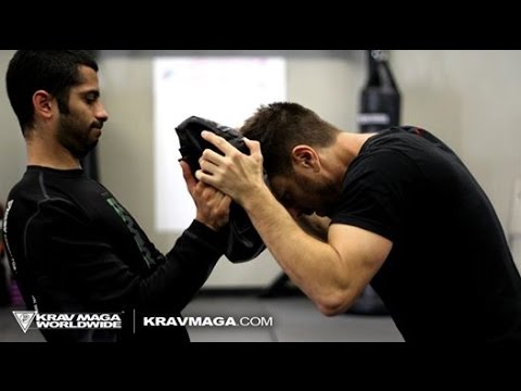 How to Headbutt - Krav Maga Training & Self Defense w/ AJ Draven of KMW - Ep. 38 Image 1
