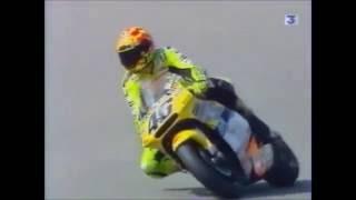 Valentino Rossi Brno 2001 Highlights