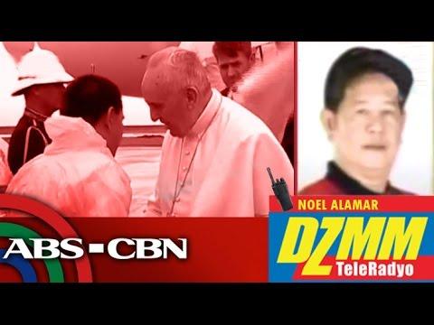 Yolanda survivor asks Pope: Are my dead loved ones in heaven?