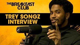 Trey Songz Digs Into Nicki Minaj, Talks Relationship With Drake,  New Album