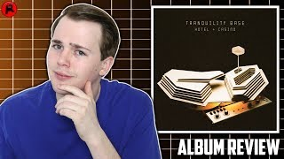 Download Lagu Arctic Monkeys - Tranquility Base Hotel  & Casino | Album Review Gratis STAFABAND